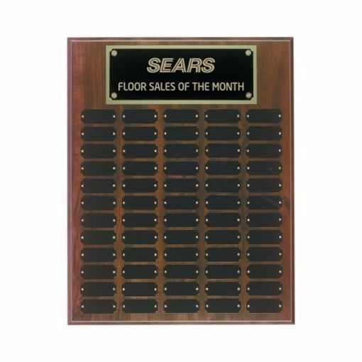 """Value Perpetual Plaque 16"""" x 20"""" 