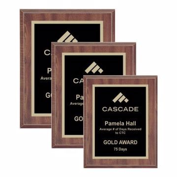 Value Cherry Plaque | 3 Sizes Available | Engraving Included