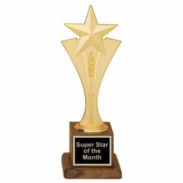 Rising Star Trophy | Engraving Included