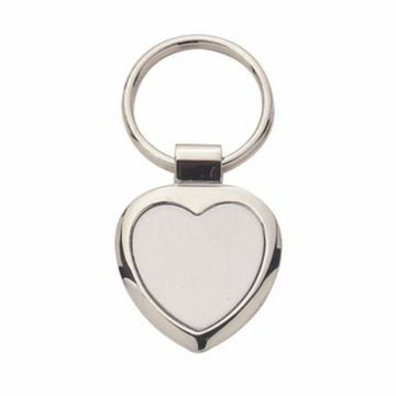 Heart Shaped Keyring | Engraving Included
