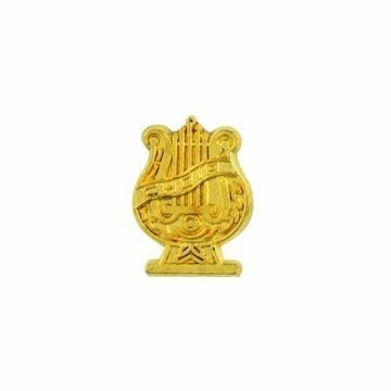 Choir Letterman Jacket Pin