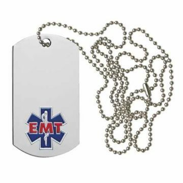 EMT Dog Tag | Engraving Included