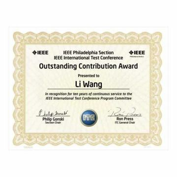 Custom Printed Certificate | Printing Included