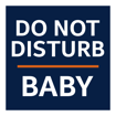 "4"" x 4"" Printed Plastic Sign 
