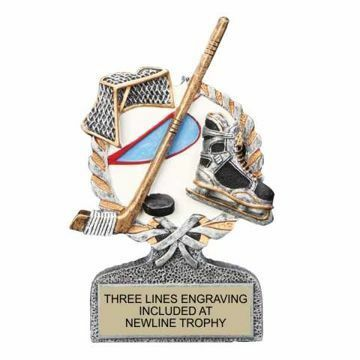 Centurion Resin Hockey Trophy | Engraving Included