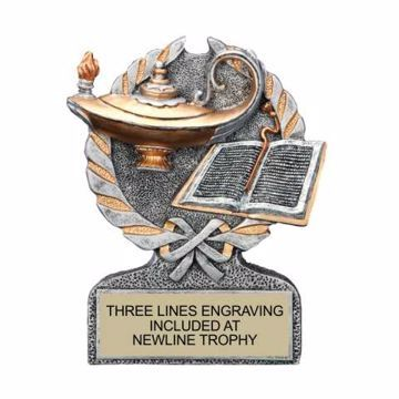 Centurion Resin Knowledge Trophy | Engraving Included