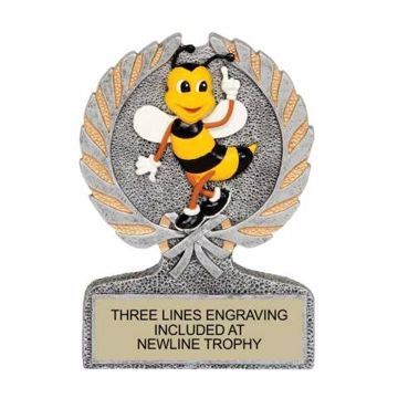 Centurion Resin Spelling Bee Trophy | Engraving Included