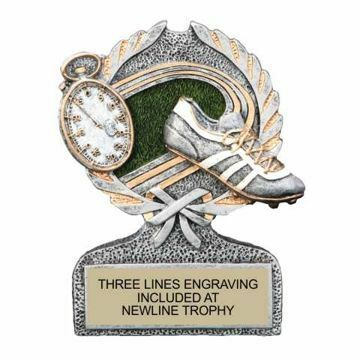 Centurion Resin Track Trophy | Engraving Included