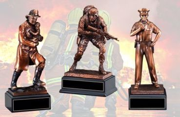 Picture for category Fire | Police | Military Resin Awards