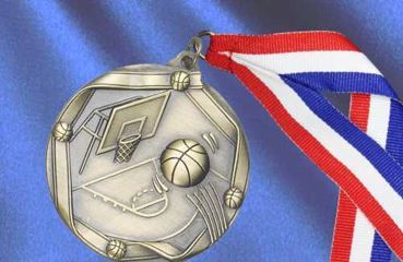 Picture for category Basketball Medallions