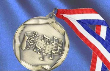 Picture for category Music Medallions