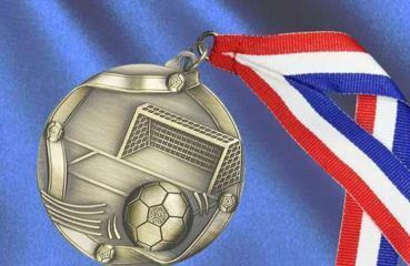 Picture for category Soccer Medallions