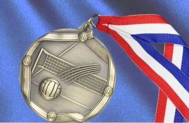 Picture for category Volleyball Medallions