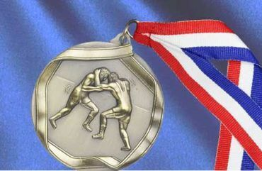 Picture for category Wrestling Medallions