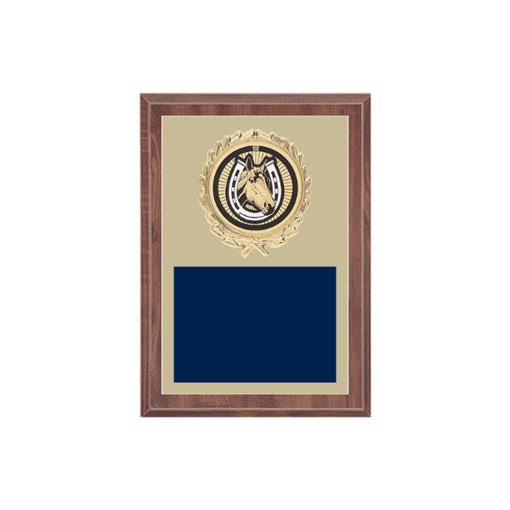 """5"""" x 7"""" Horses 