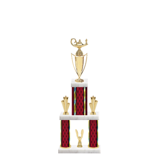 """22"""" Multi-Tier Academic 