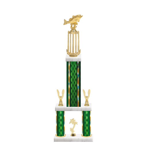 """26"""" Multi-Tier Fish 