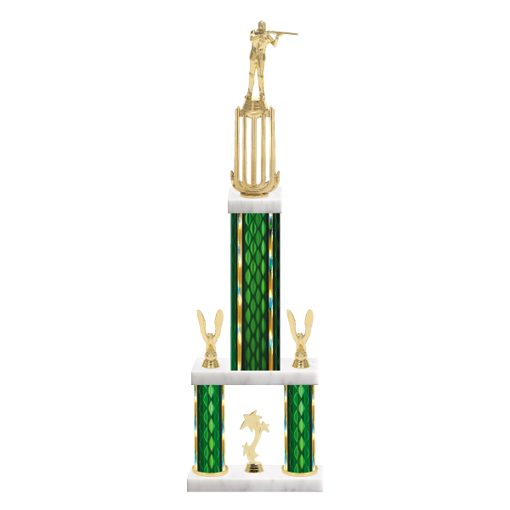 "26"" Multi-Tier Shooting 