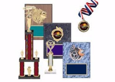 Picture for category Auto Racing Trophies & Awards