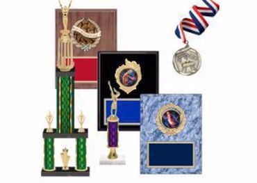 Picture for category Gymnastics Trophies & Awards
