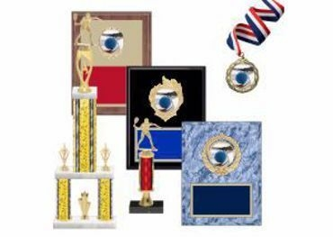 Picture for category Racquetball Trophies & Awards