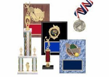 Picture for category Tennis Trophies & Awards