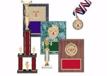 Picture for category Weightlifting Trophies & Awards