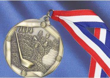 Picture for category Golf Medals