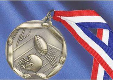 Picture for category Football Medals