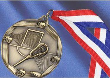 Picture for category Lacrosse Medals