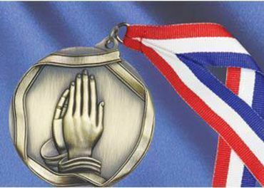 Picture for category Praying Hands Medals