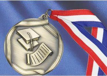 Picture for category Scholastic Medals