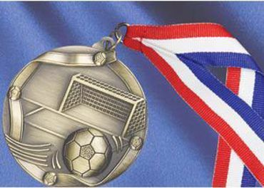 Picture for category Soccer Medals