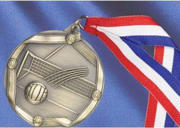 Picture for category Volleyball Medals