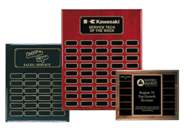 Picture for category Multi Plate Plaques