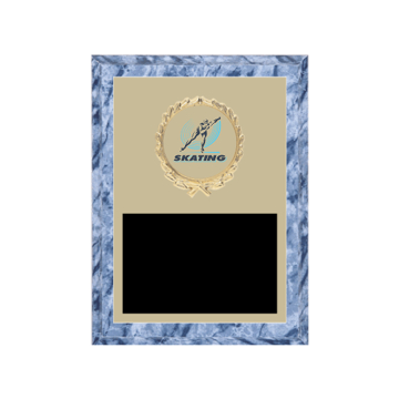 "6"" x 8"" Ice Skating 