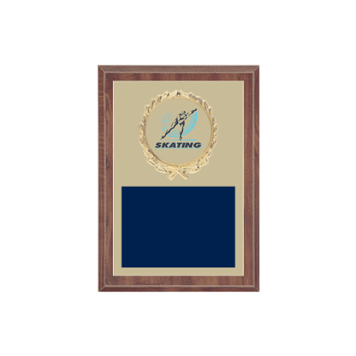 """5"""" x 7"""" Ice Skating 