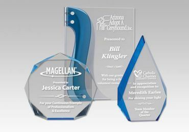 Picture for category Blue Acrylic Awards