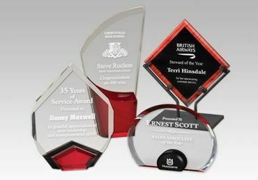 Picture for category Red Acrylic Awards
