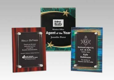 Picture for category Acrylic Award Plaques