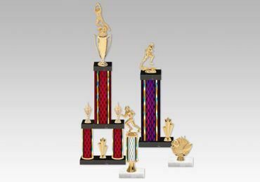 Picture for category Football Trophies