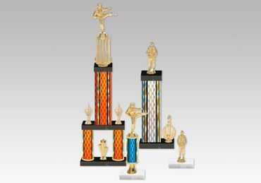 Picture for category Martial Arts Trophies