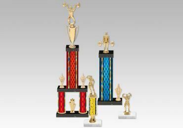 Picture for category Weightlifting Trophies
