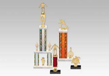 Picture for category Wrestling Trophies