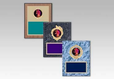Picture for category 1st, 2nd, 3rd, 4th, 5th Place Plaques