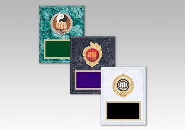 Picture for category Martial Arts Plaques