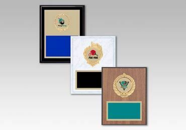 Picture for category Table Tennis & Ping-Pong Plaques