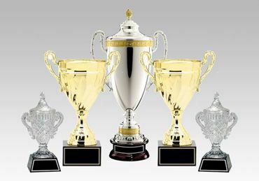 Picture for category Engraved Cups | Trophies