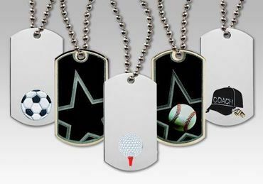 Picture for category Engraved Dog Tags