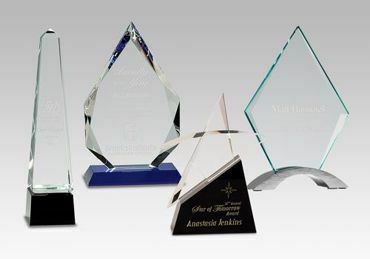 Picture for category Glass | Crystal Trophies